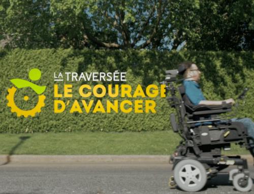 La Traversée Le Courage d'avancer