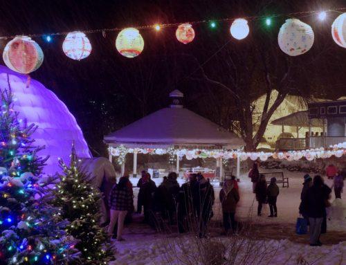 Marchés de Noël – Tourisme Cantons-de-l'Est